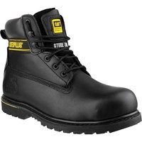Caterpillar Mens Holton Safety Boots