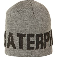 Caterpillar Branded Beanie Cap
