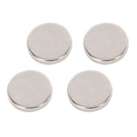 Trend Magnet Pack Of Four 10Mm X3Mm