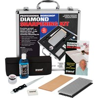 Trend Diamond Sharpening Workshop Kit