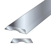 Trend Professional Solid Carbide Planer Blade