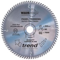 Trend Professional Panel Trimming Saw Blade
