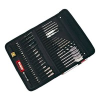 Trend 60 Piece Snappy Tool Holder and Bit Set