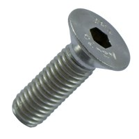 Socket Countersunk Screws A2 Stainless Steel