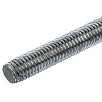 Threaded Rod Bright Zinc Plated