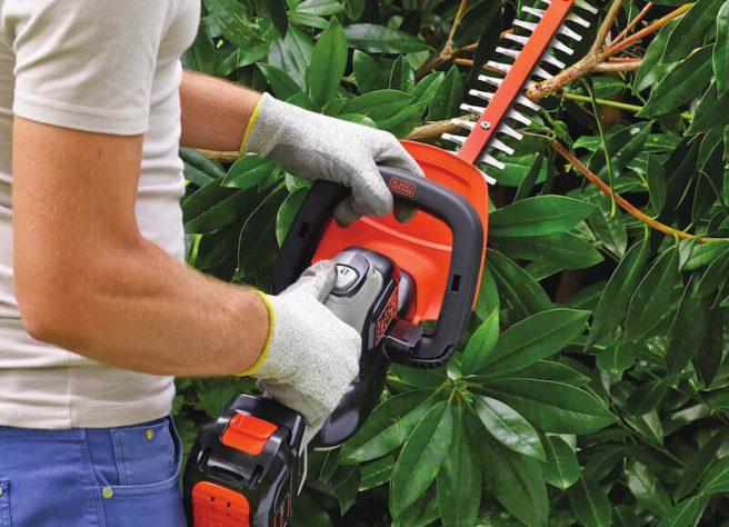 Cordless Garden Power Tool Kit