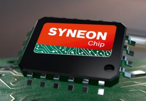 The Bosch Syneon chip is an integrated intelligent battery management system