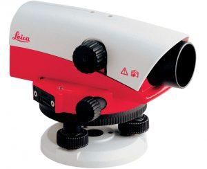 Leica laser level