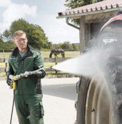 Karcher Xpert Pressure Washer agricultural
