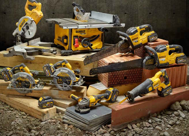 DeWalt Flexvolt Tools Tooled-Up Blog