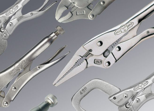 Pull Grip Pliers >> 10 Everyday Uses For Locking Pliers Tooled Up Blog