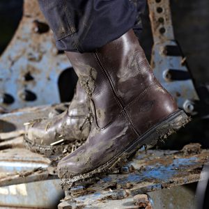 Steel Toe Cap vs Composite Toe Cap