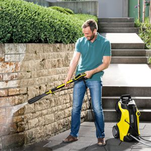 The Karcher K7 Premium Full Control Plus Home is one of the most powerful domestic class pressure washers available