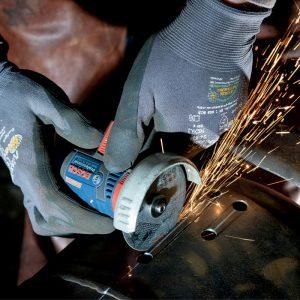 Bosch GWS 12-76 V-EC Angle Grinder