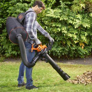 Black & Decker BEBLV301 Garden Vacuum & Leaf Blower