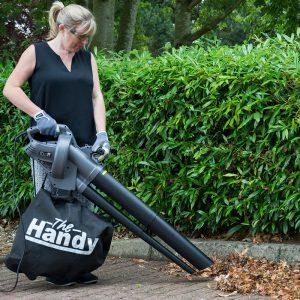 Choosing a Leaf Blower: The Handy THEV2600