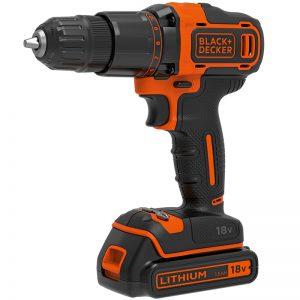 Drill Vs Hammer Drill Black & Decker BCD700S Combi Drill