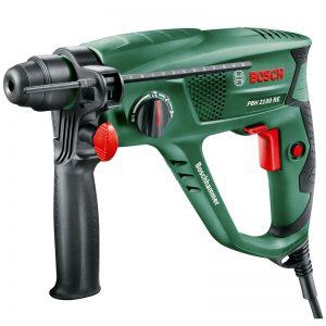 Drill vs Hammer Drill Bosch PBH 2100 RE SDS Drill