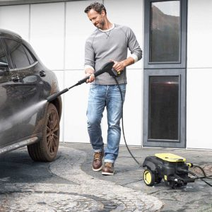 Karcher Compact K Series Pressure Washers Horizontal