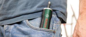 Bosch PushDrive Cordless Screwdriver Transport