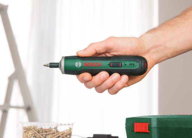 Bosch Pushdrive Cordless Screwdriver