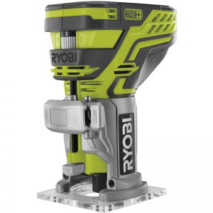 Cordless Routers Ryobi R18TR No Battery
