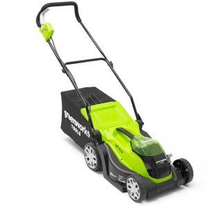 Greenworks 40v Range G40LM35 Lawnmower