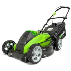 Greenworks 40v Range G40LM45 Lawnmower