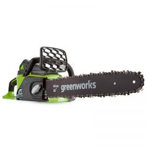 Greenworks 40v Range GD40CS40 Chainsaw