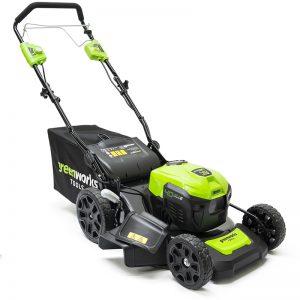 Greenworks 40v Range GD40LM46SP Lawnmower