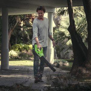 Greenworks 40v Range Leaf Blowers