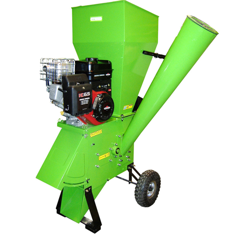 The Handy THCS 65 Petrol Garden Chipper Shredder