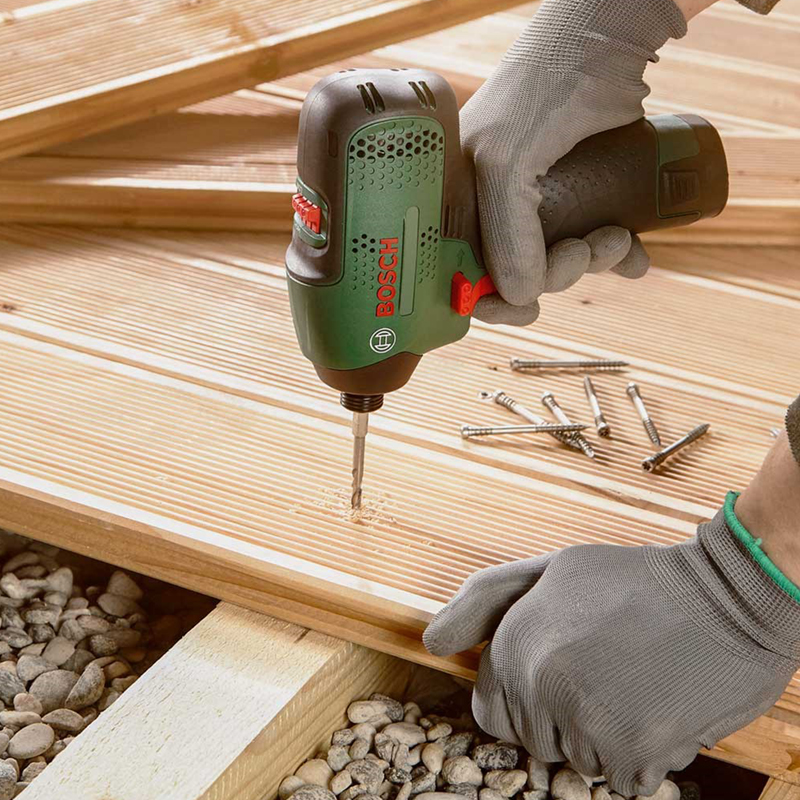 Drilling with Impact Drivers - Pilot Holes