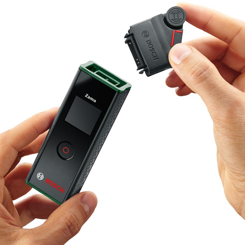 Bosch Zamo III Attaching Accessories
