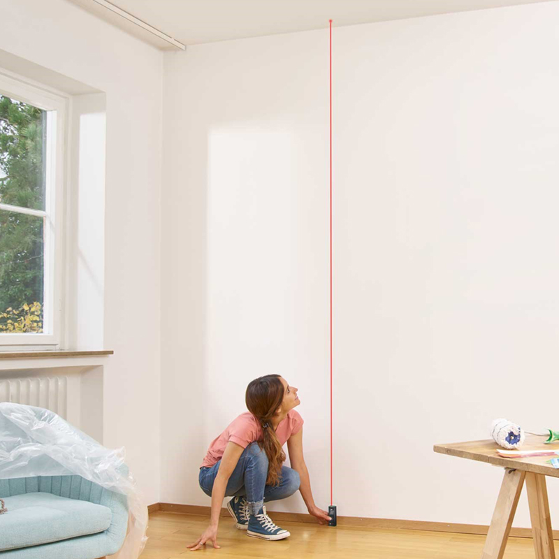 Bosch Zamo III Measuring Ceiling