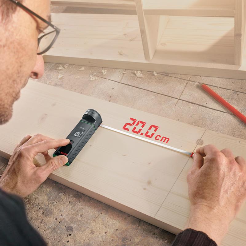 Bosch Zamo III Tape Measure Adaptor
