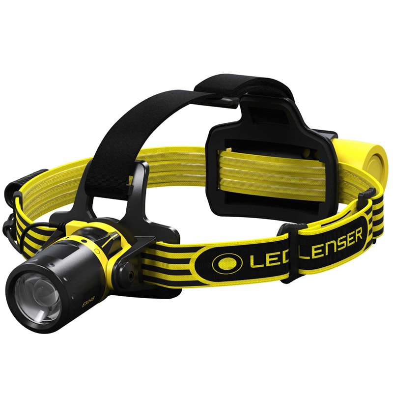 LED Lenser ATEX EXH8 Head Torch