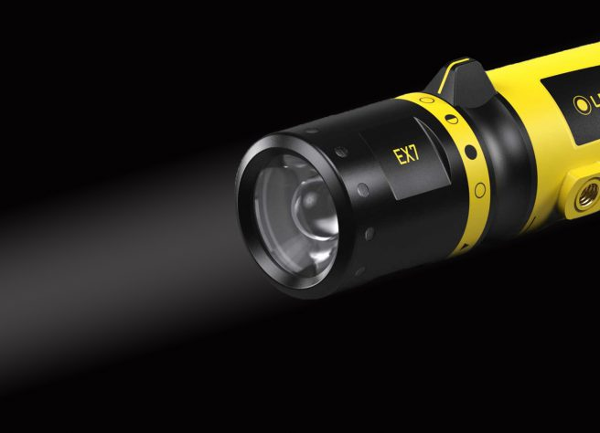 LED Lenser ATEX torches