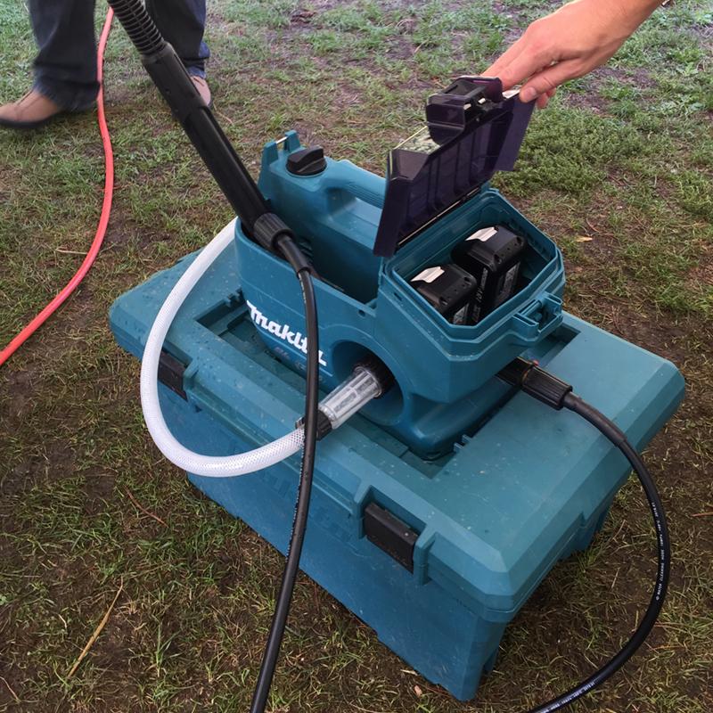 New Makita Garden Tools 2020 Pressure Washers