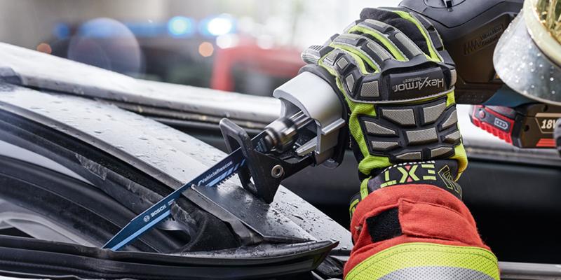 Bosch Carbide Vehicle Rescue Blades