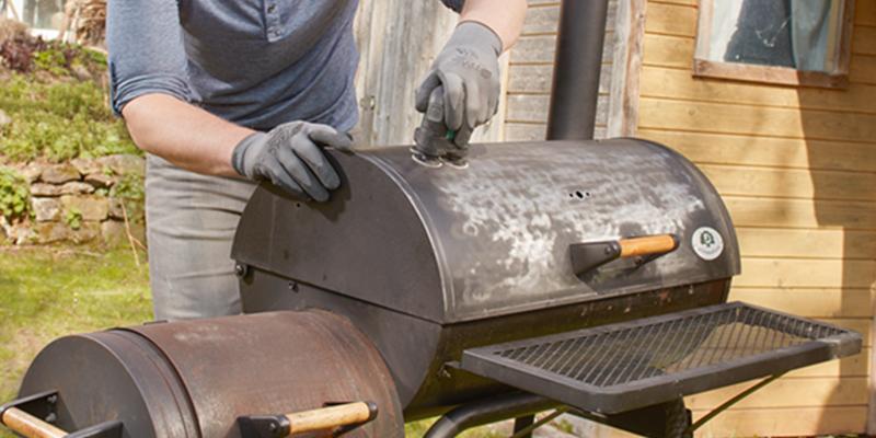 Bosch EasyCurvSander 12 Sanding Barbecue