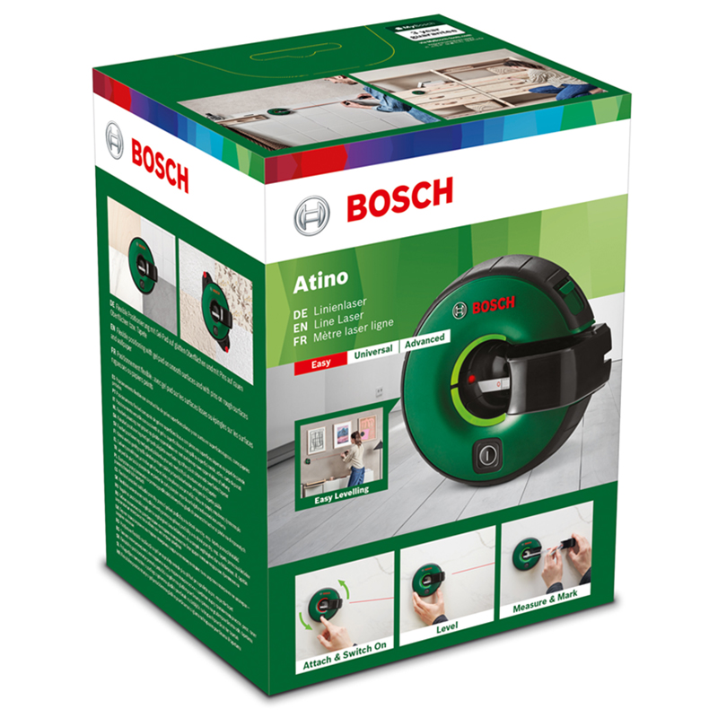 Bosch ATINO Retail Packaging
