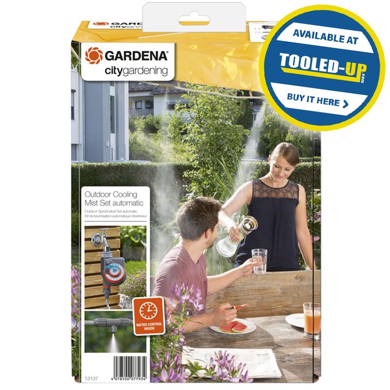 Gardena Cooling Mist Set tooled Up UK Seller