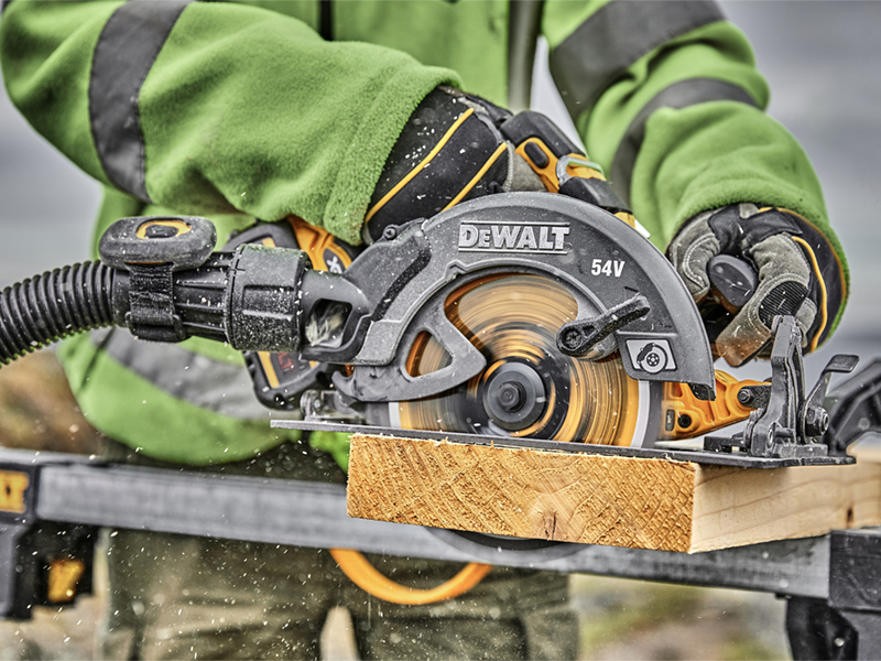 DCS578 Flexvolt High Power Circular Saw