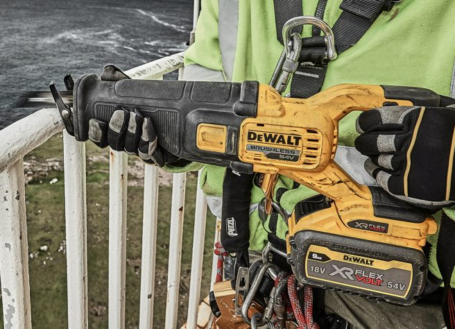 DeWalt Flexvolt High Power Tools