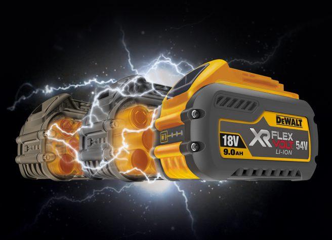 DeWalt Flexvolt Battery