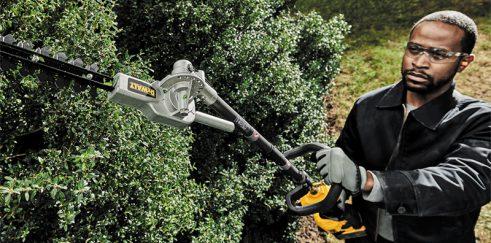 DeWalt Flexvolt Split Boom Garden Tools